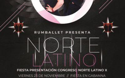 Presentación del Congreso Norte Latino 2019