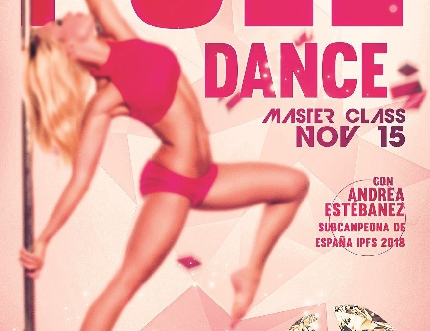 Masterclass de Pole Dance