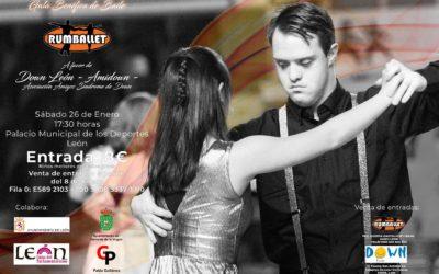 Gala Benéfica de Baile RUMBALLET/AMIDOWN 2019