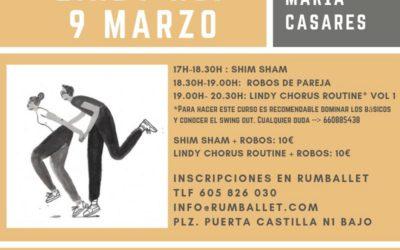 Taller de Lindy Hop – Marzo 2019