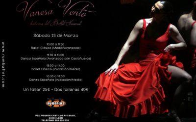 Talleres de Ballet Clásico y Danza Española