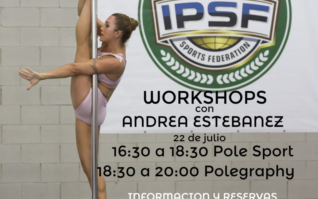 Talleres de Pole Dance – Julio 2019