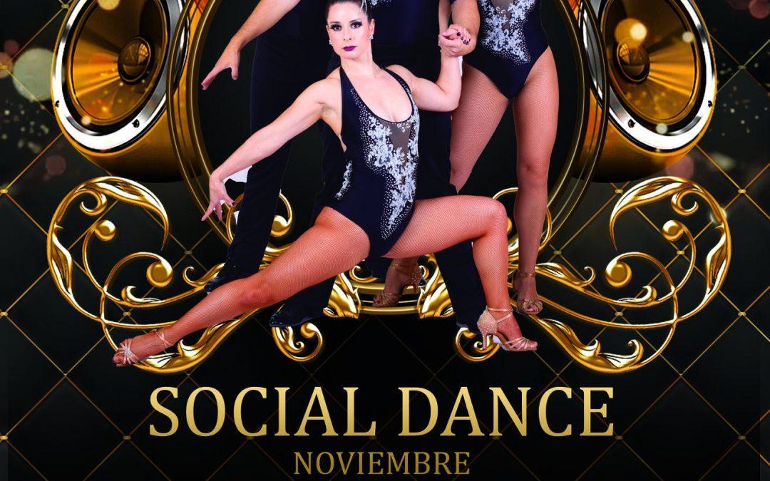 Social Dance – Noviembre 2019 + Show de Mi Tumbao