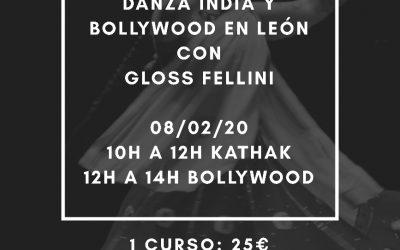 Talleres de Danza India y Bollywood