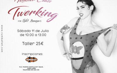 Masterclass de Twerking – Julio 2020
