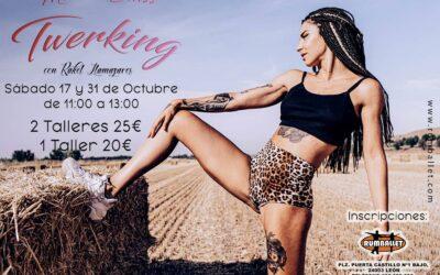 Masterclass de Twerking – Octubre 2020