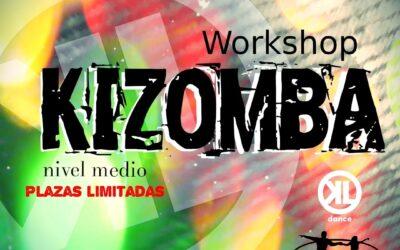 Taller de Kizomba – Marzo 2021