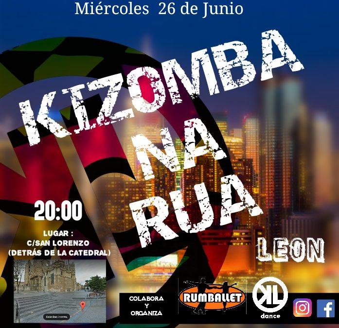 Kizomba na Rúa 2019