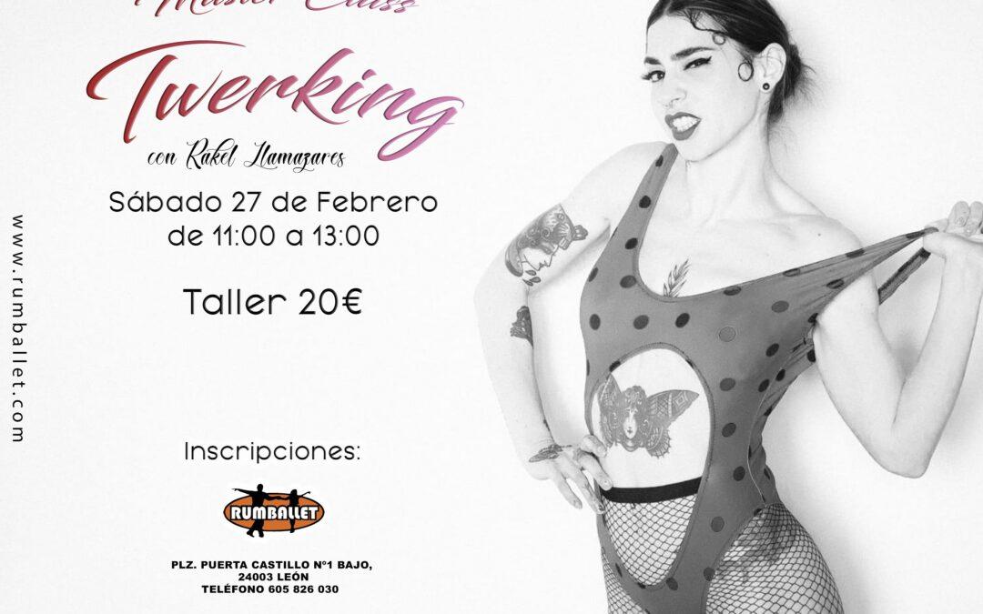 Masterclass de Twerking – Febrero 2021