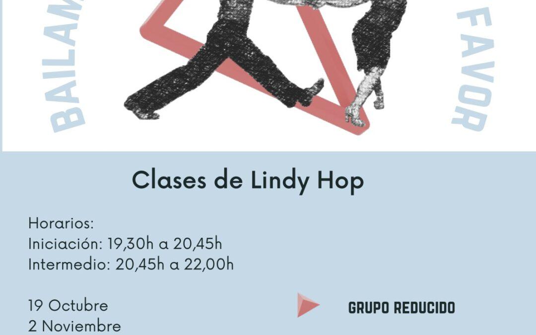 Curso de Lindy Hop – Otoño 2021